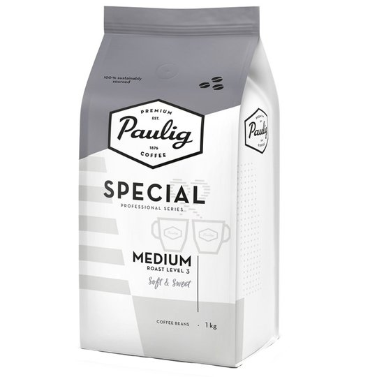 """Kahvipavut """"Special Medium Roast"""" 1kg - 54% alennus"""