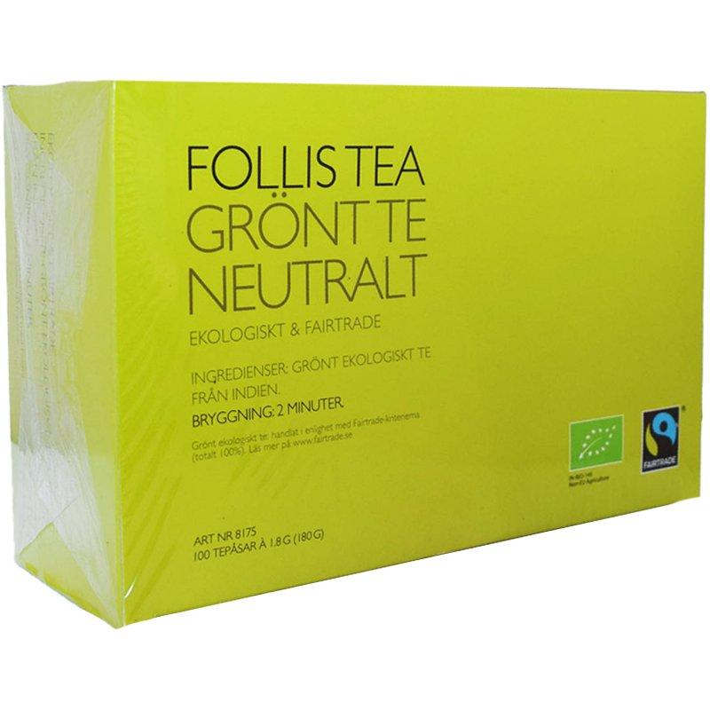 Grönt Te 100-pack - 74% rabatt