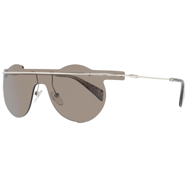 Yohji Yamamoto Men's Sunglasses Gold YY7027 13479