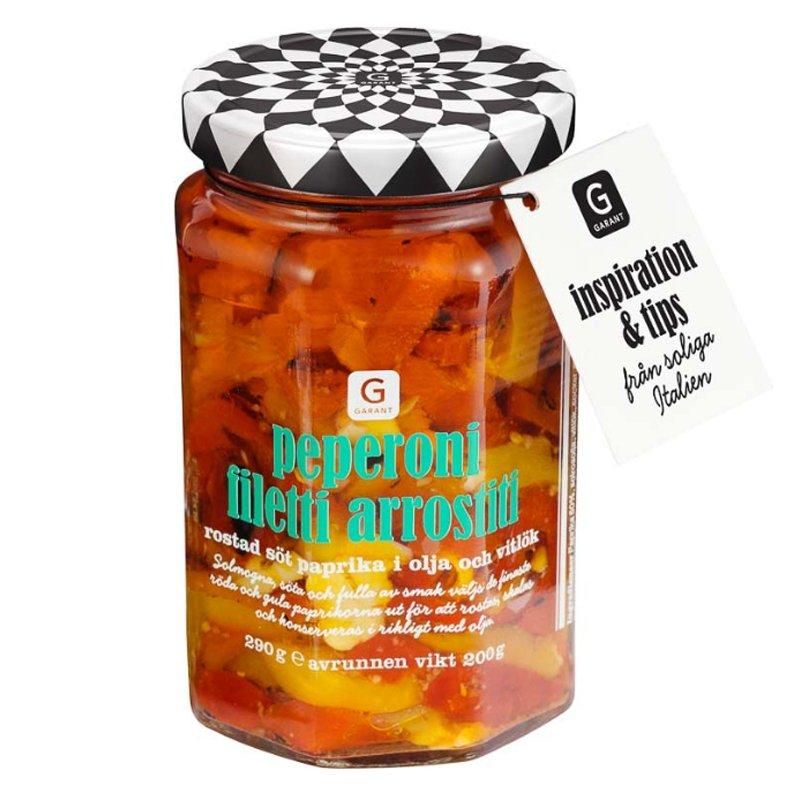 Peperoni Filetti Arrostini 200g - 50% rabatt