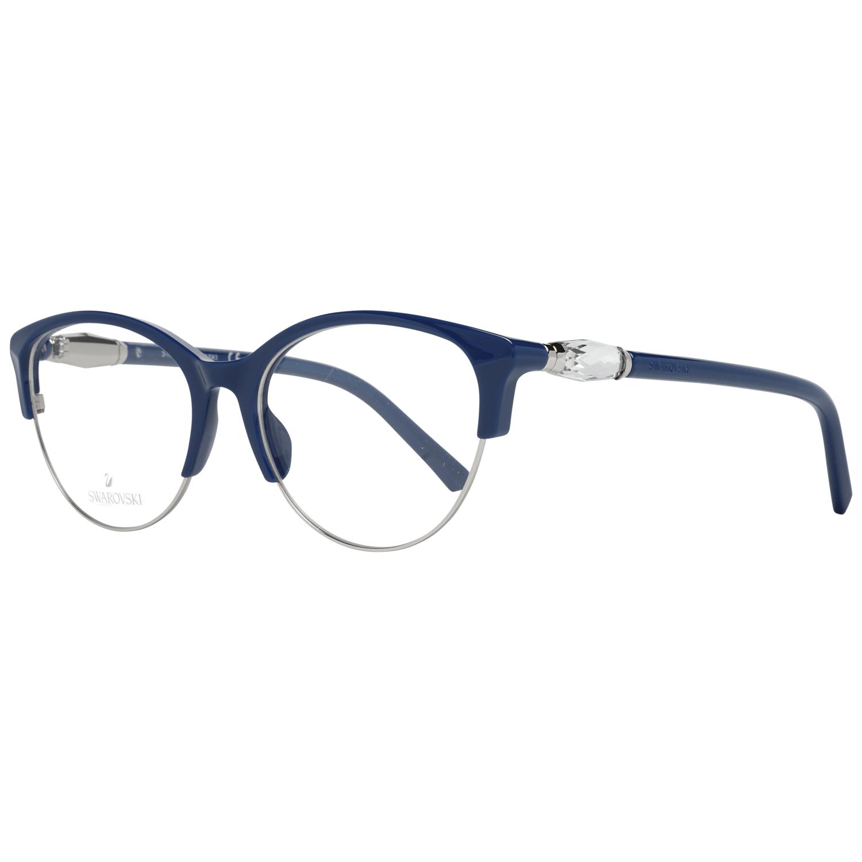 Swarovski Women's Optical Frames Eyewear Blue SK5338 53090