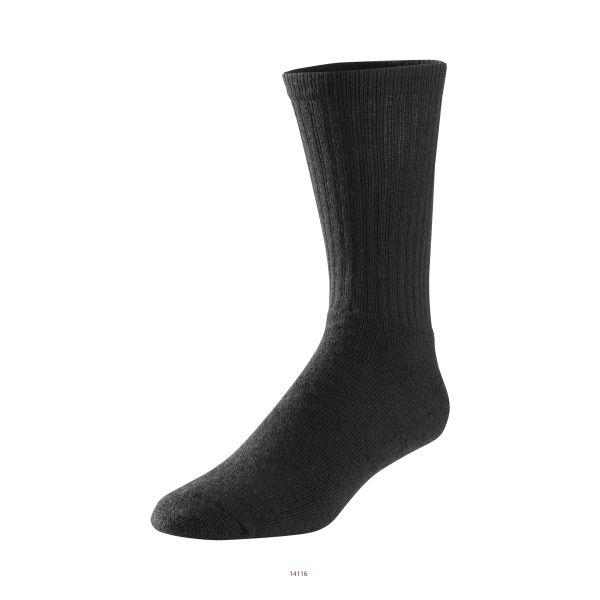 Snickers 9261 ProtecWork Sukat musta, palosuojattu 37-39