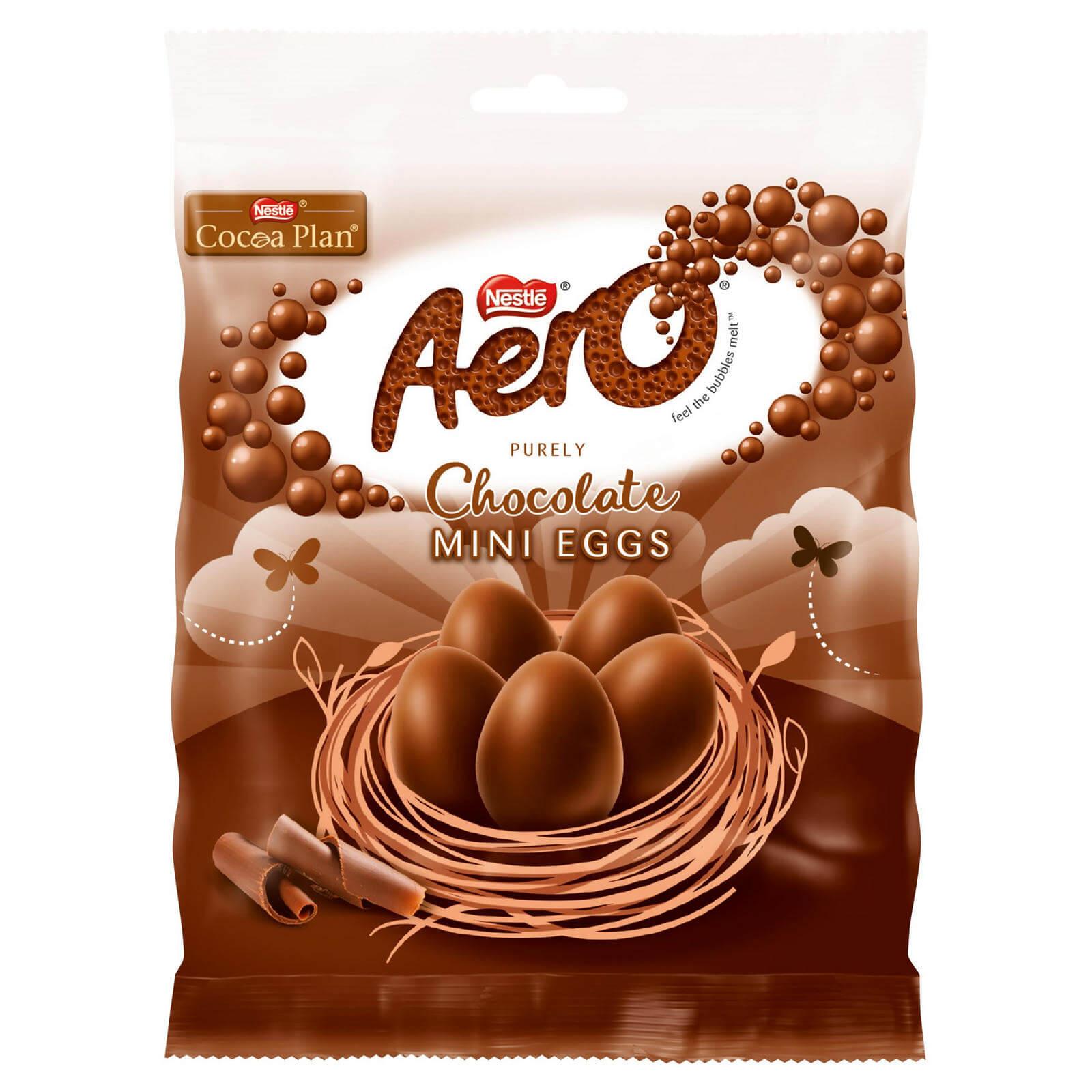 Aero Chocolate Mini Eggs 70g