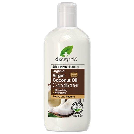 Dr. Organic Virgin Coconut Oil Conditioner, 265 ml