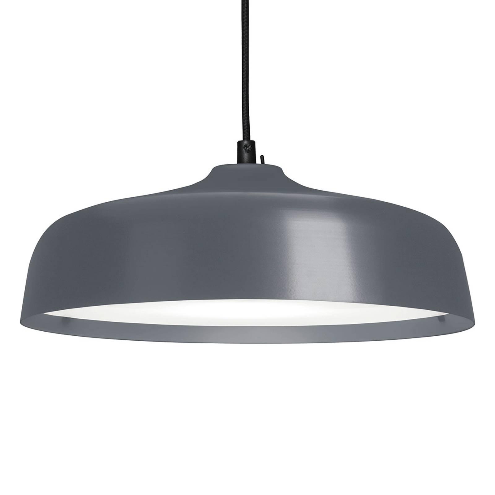 Innolux Candeo Air LED-hengelampe, grafitt