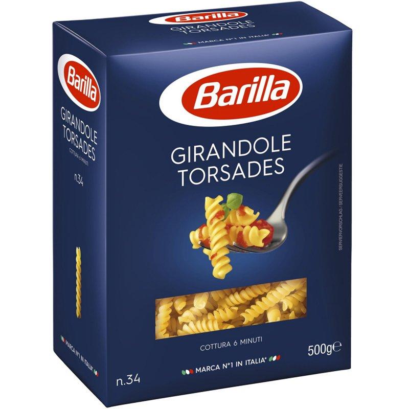 """Pasta """"Torsades Girandole"""" 500g - 26% rabatt"""