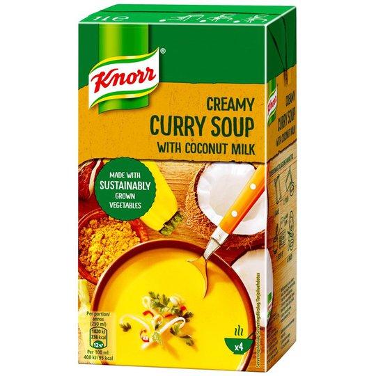 Currykeitto kookosmaidolla 1L - 46% alennus