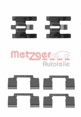 Tarvikesarja, jarrupala METZGER 109-1160