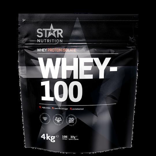 Whey-100, 4 kg
