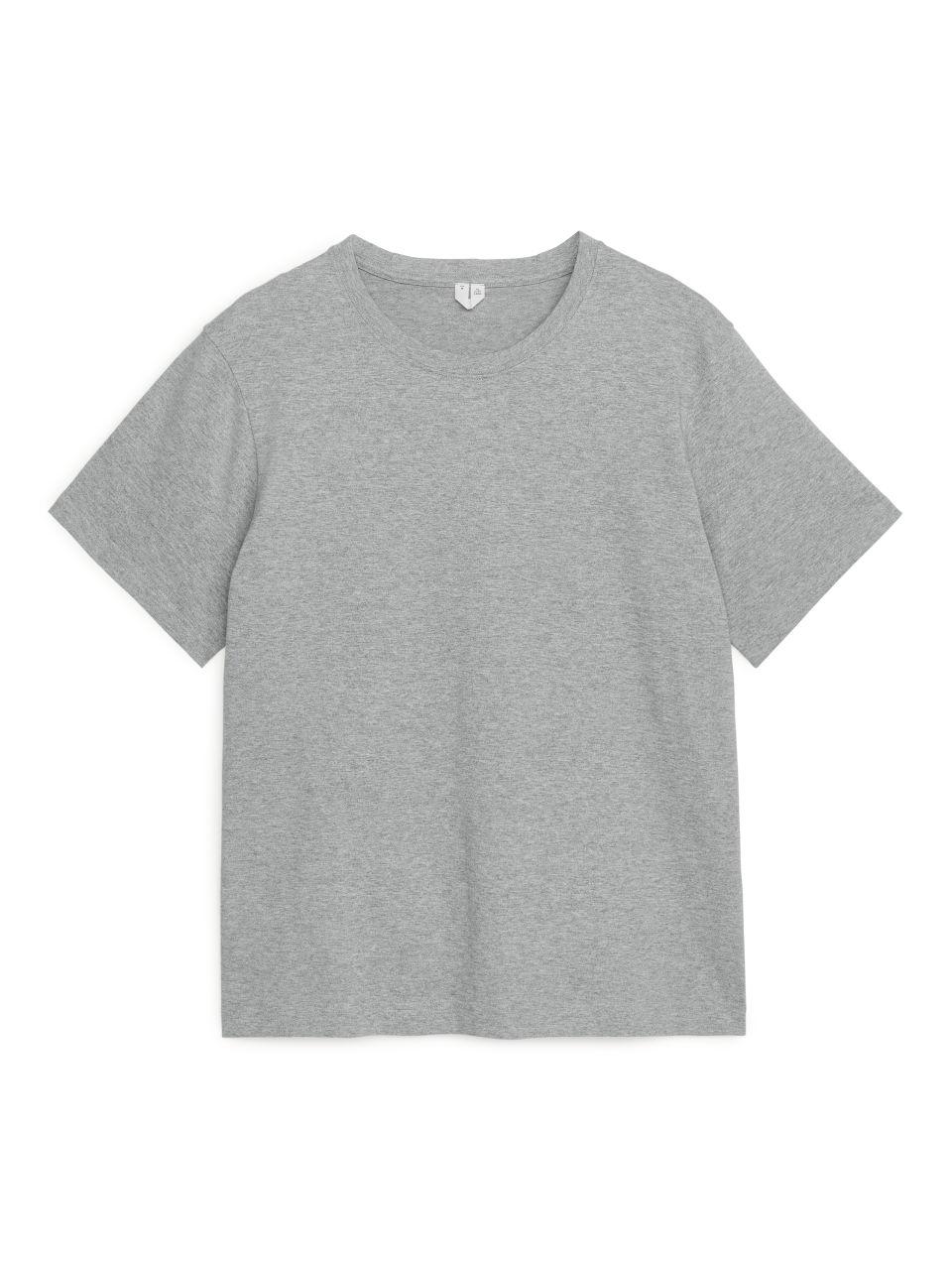 Heavyweight T-Shirt - Grey