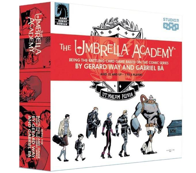 Umrella Academy - Boardgame (English) (S71UA)