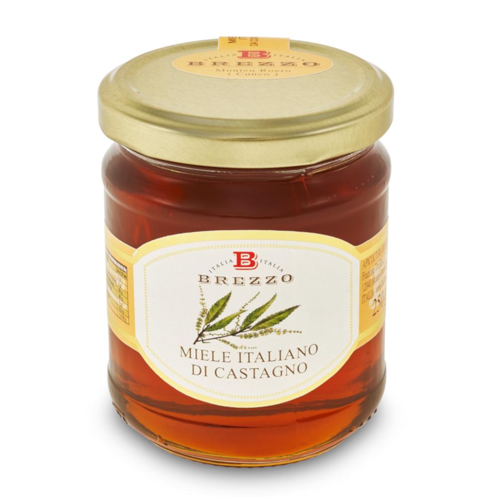 Chestnut Honey 250g by Brezzo