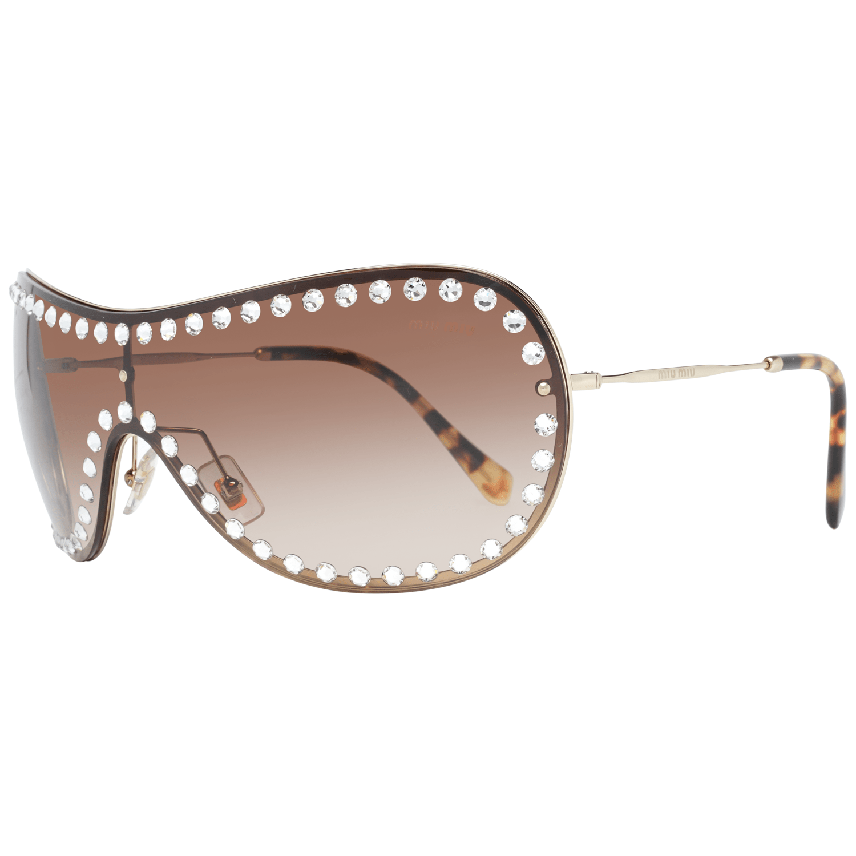Miu Miu Women's Sunglasses Gold MU51VS 40ZVN6S1