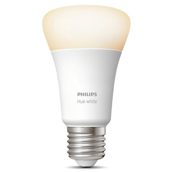 Philips Hue White LED-lampe 9 W, E27, A60