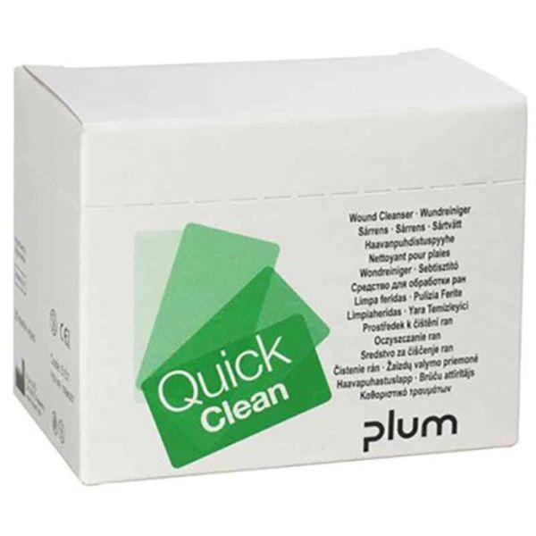Plum QuickClean Haavapyyhe 20 kpl