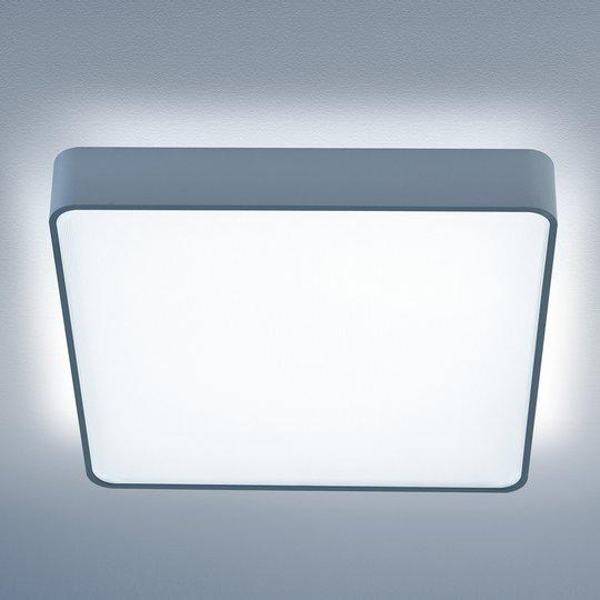 Nelikulmainen kattovalaisin LED Caleo-X2 uw 63 cm