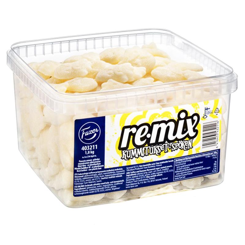 Remix Kummitukset - 25% alennus