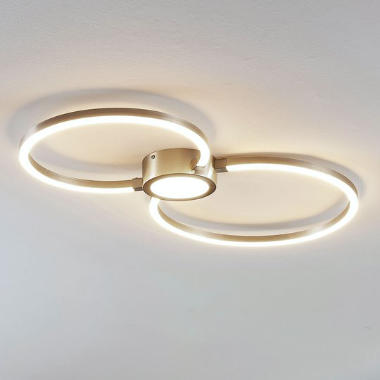LED-kattovalaisin Duetto, rengas