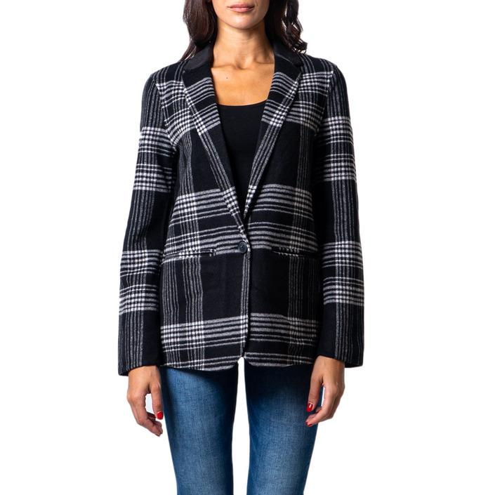 Desigual Women's Blazer Black 177025 - black M