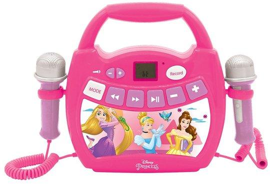 Disney Princesses Portabel Karaokemaskin