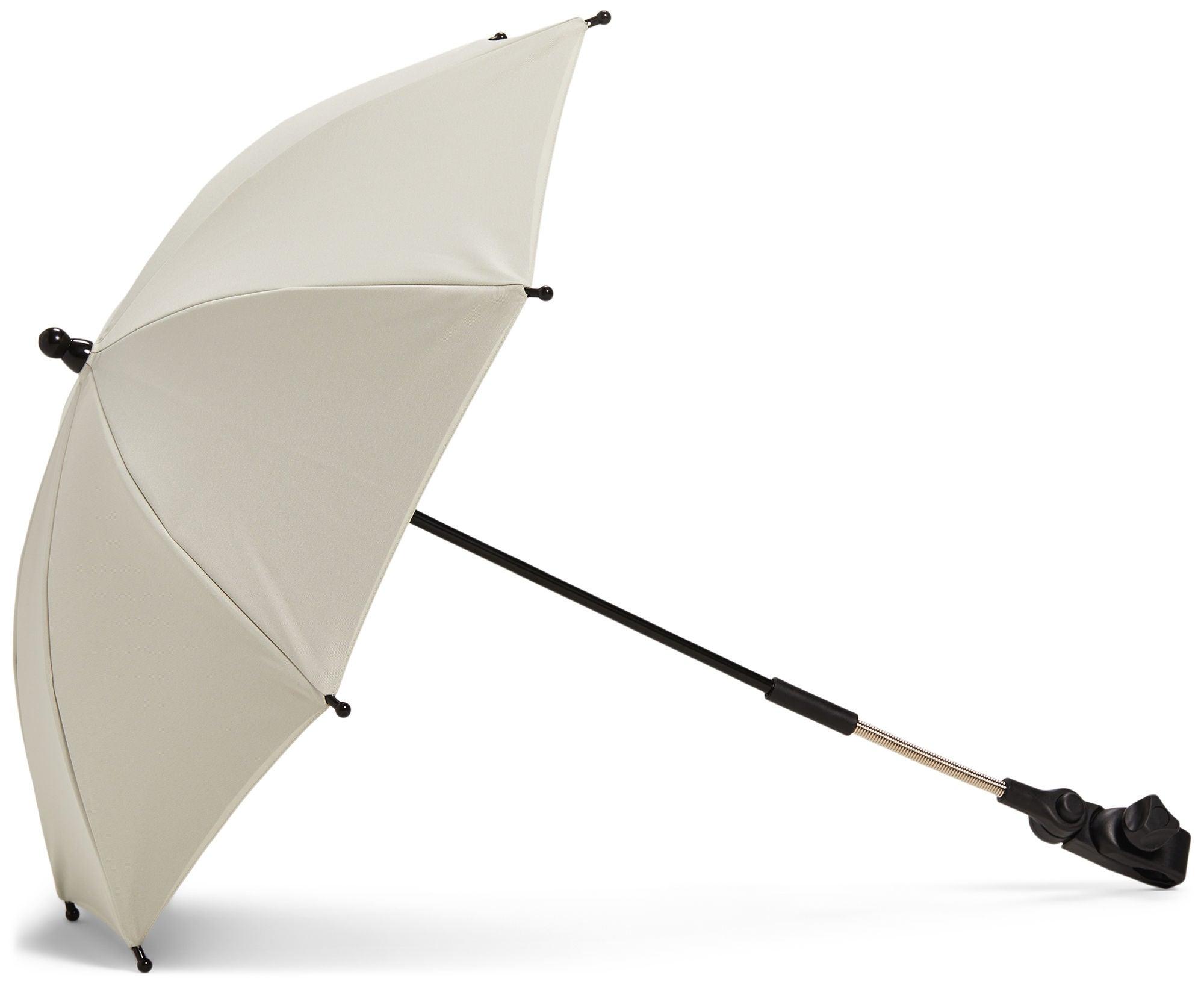 Beemoo Aurinkovarjo Lastenvaunuihin, Mineral Gray