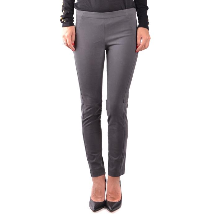 Brunello Cucinelli Women's Trouser Grey 162608 - grey 38