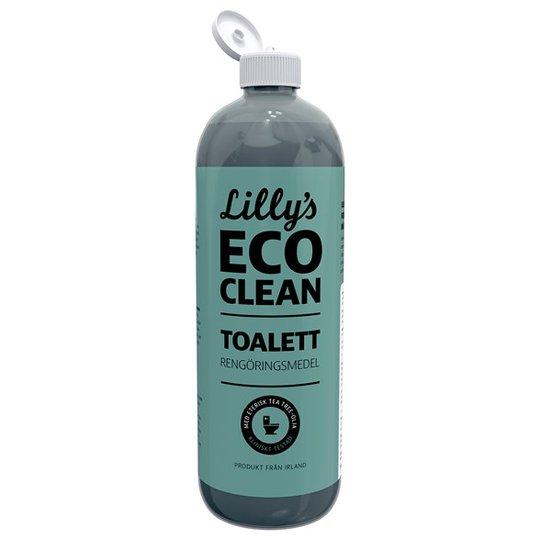Lillys Eco Clean Toalettrengöringsmedel med Tea Tree-olja, 750 ml