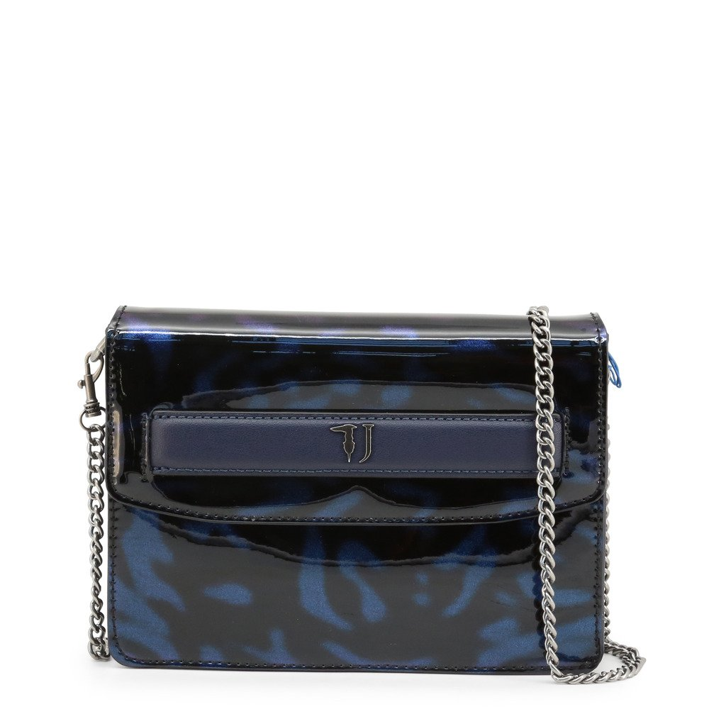 Trussardi Women's Clutch Bag Blue PAPRICA_75B00536 - blue NOSIZE
