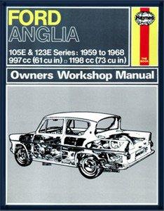 Haynes Reparationshandbok, Ford Anglia, Universal