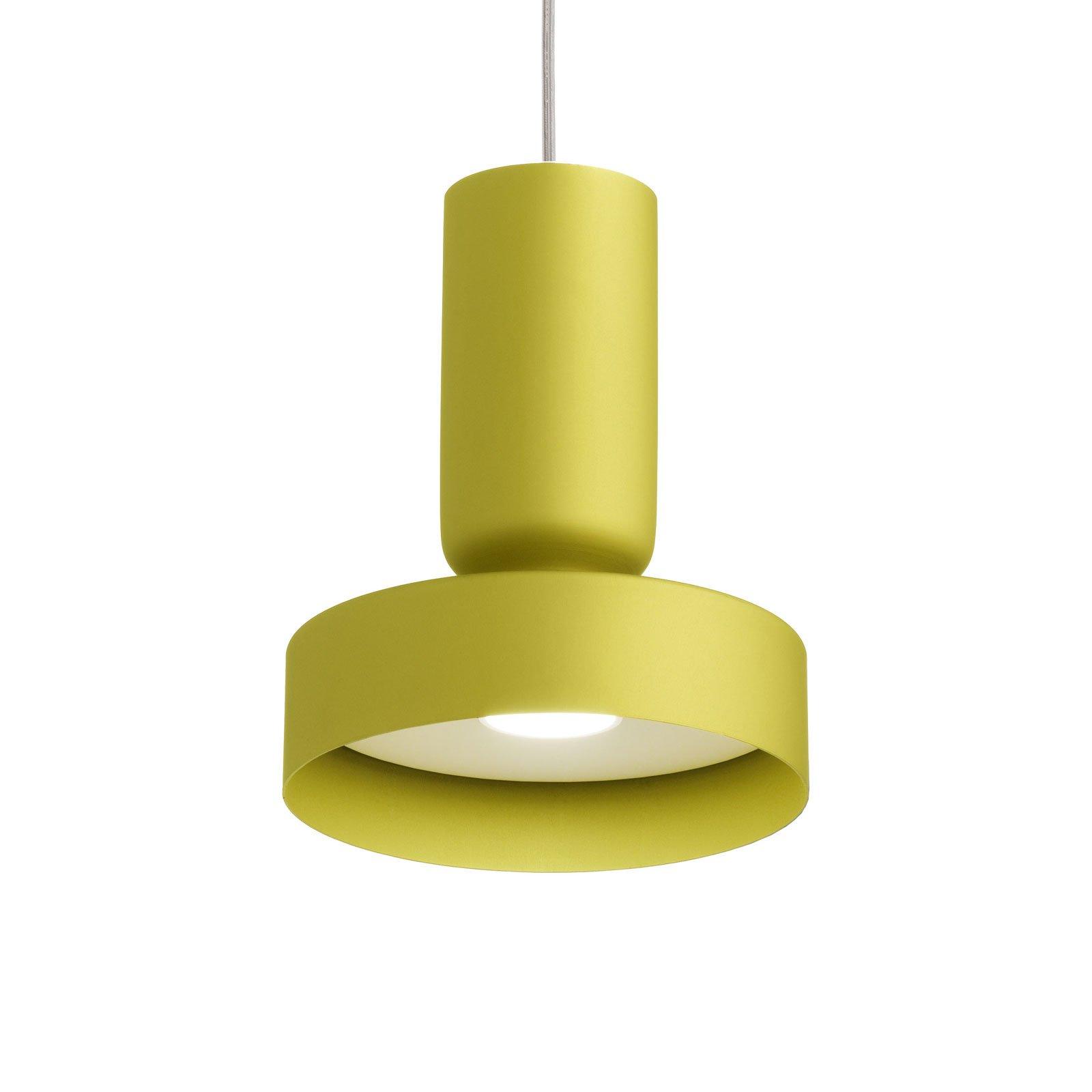 Modo Luce Hammer hengelampe Ø 15 cm lysegrønn