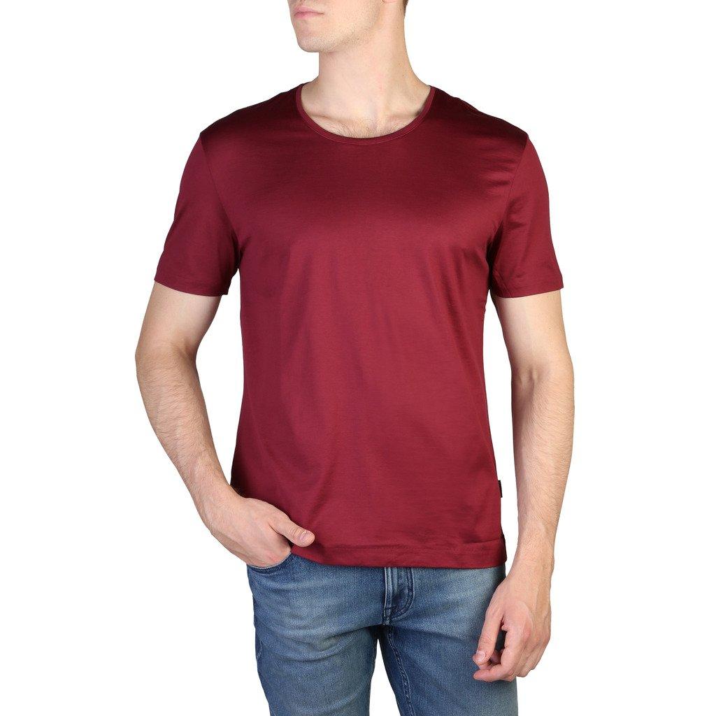 Calvin Klein Men's T-Shirt Red K10K100979 - red S