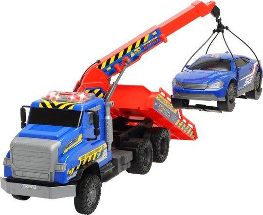 Dickie Toys Gigantisk Bergingsbil