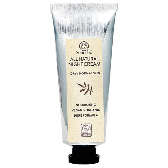 Suntribe All Natural Night Cream, 40 ml