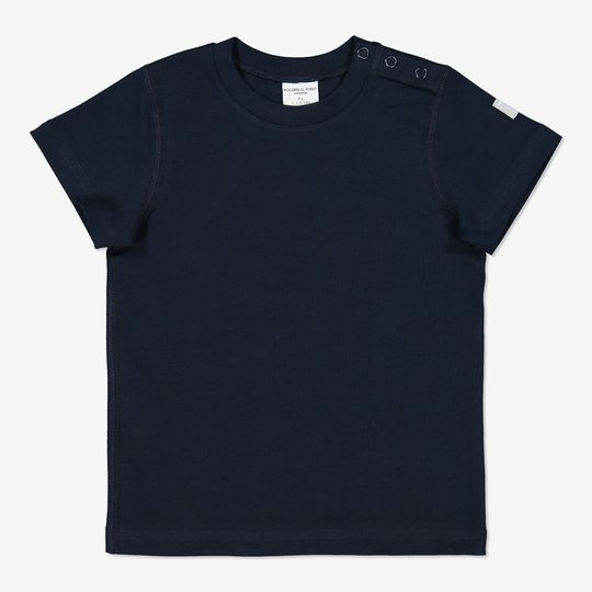 T-skjorte baby mørkblå