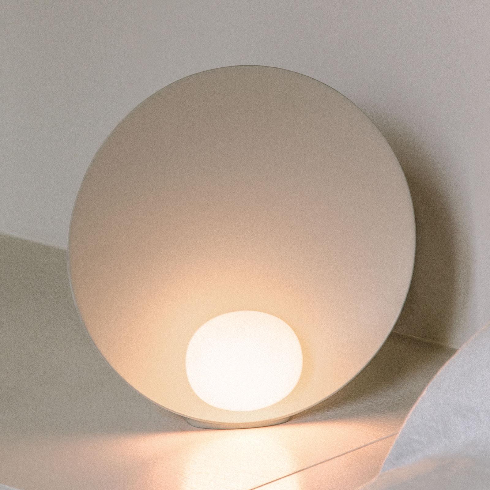 Vibia Musa 7400 LED-pöytälamppu pysty, kyyhky
