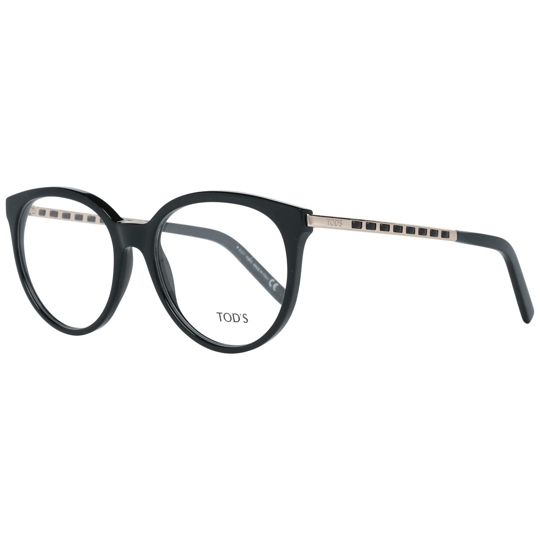 Tod's Women's Optical Frames Eyewear Black TO5192 53001