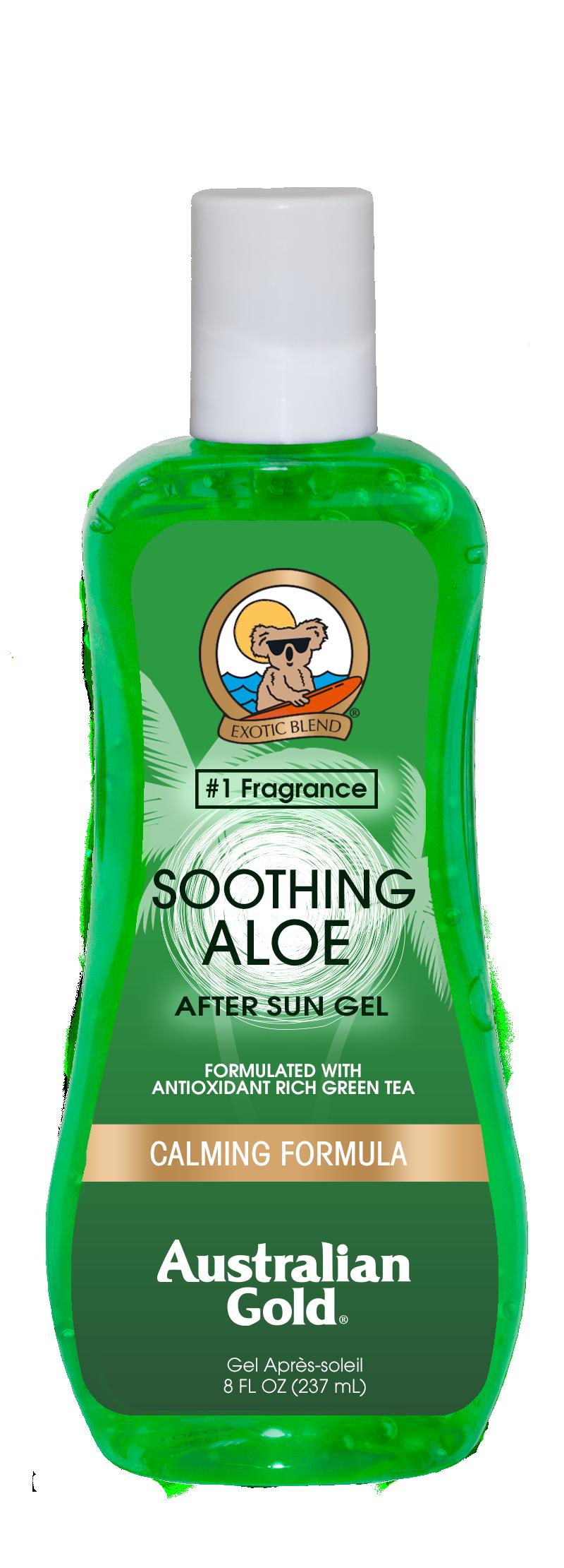 Australian Gold - Soothing Aloe Aftersun Gel 237 ml
