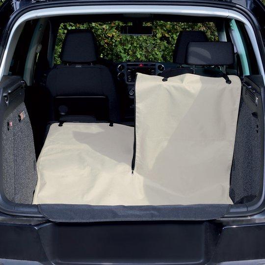 Trixie Bilskydd för Bagage Beige & Svart
