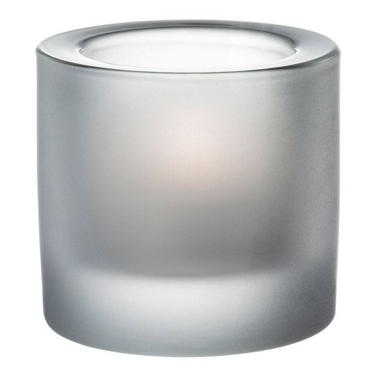 Iittala - Kivi Ljuslykta 6 cm Frost