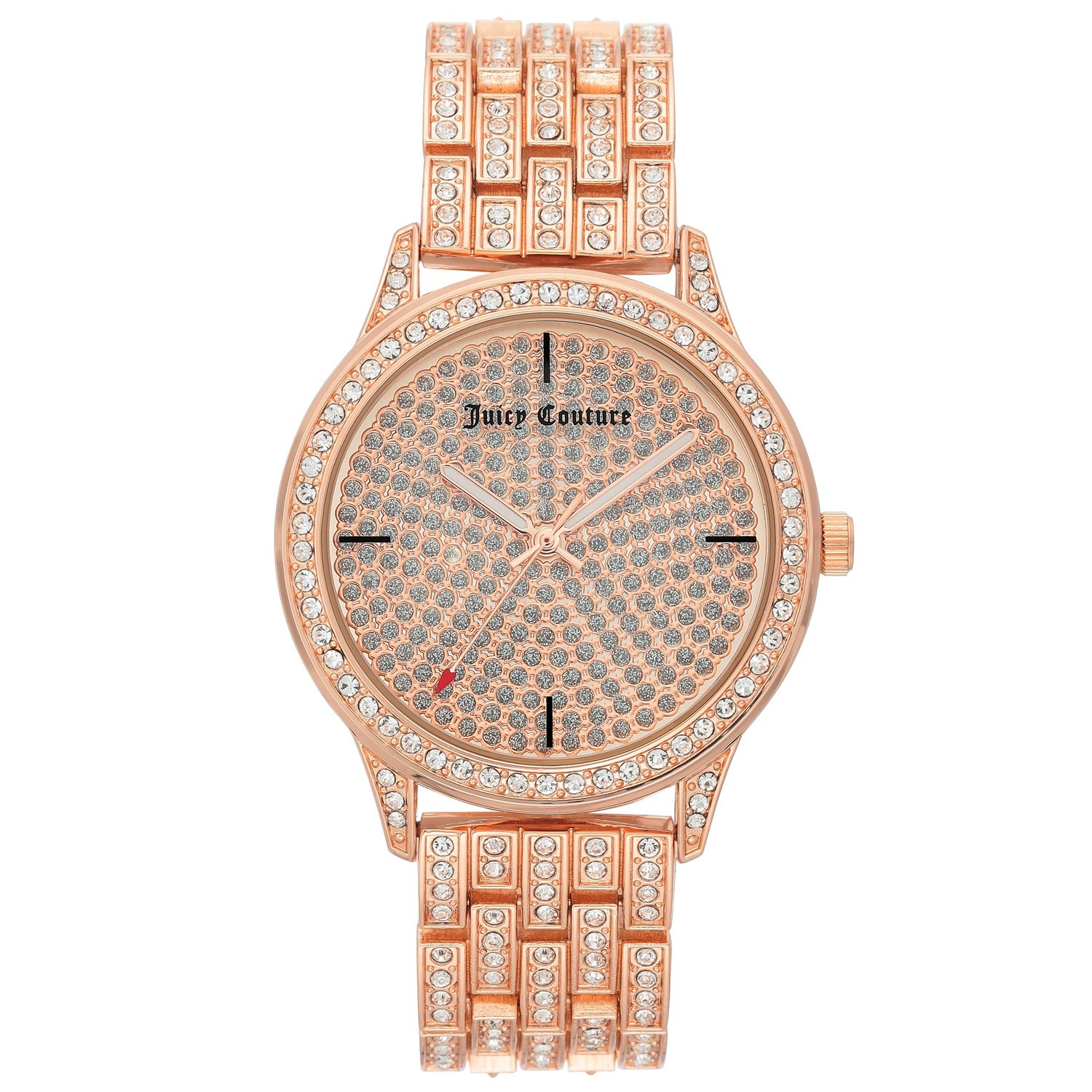Juicy Couture Women's Watch Rose Gold JC/1138PVRG