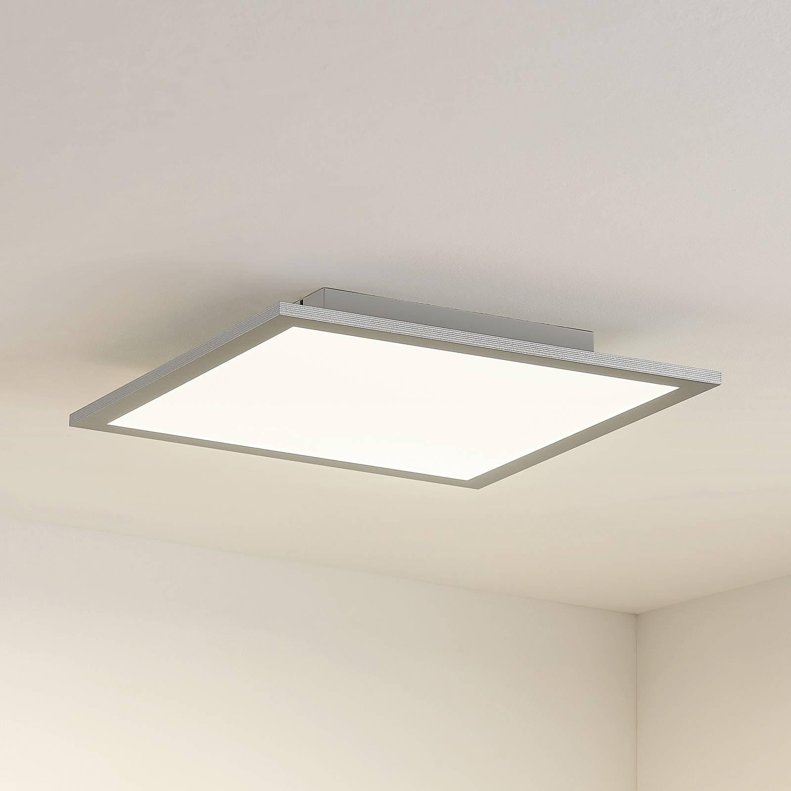 Lindby Zimmi LED-taklampe, 40 x 40cm