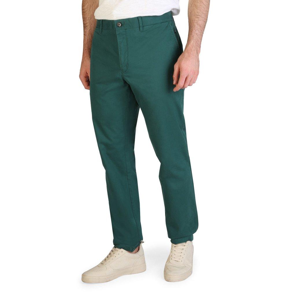 Tommy Hilfiger Men's Trouser Green XM0XM00976 - green 32