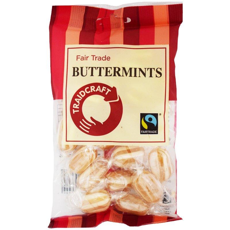 """Godis """"Buttermints"""" 150g - 66% rabatt"""