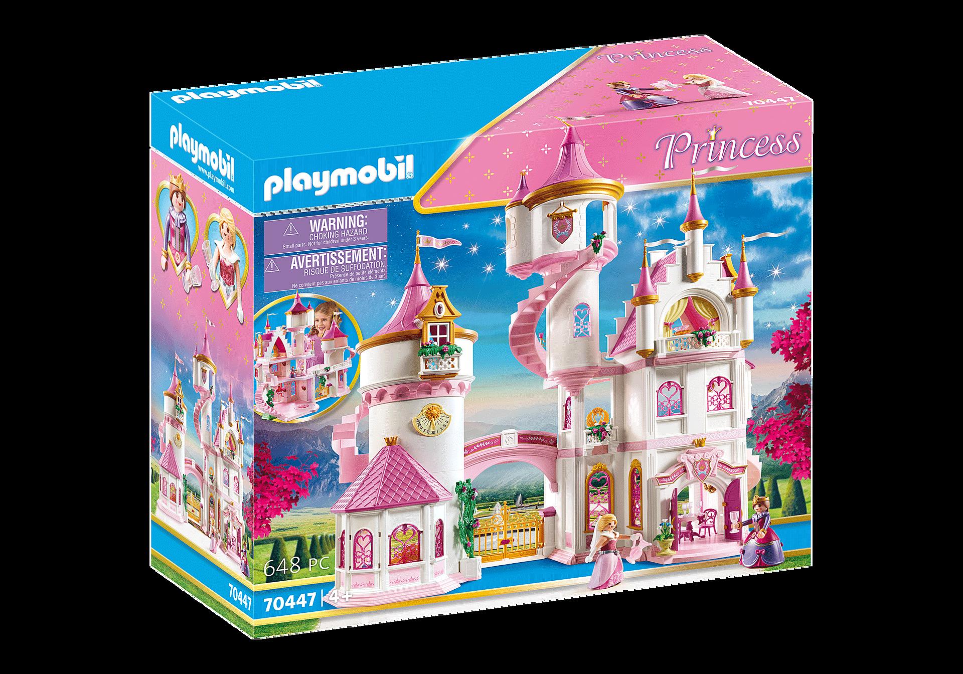 Playmobil - Big Castle (70447)