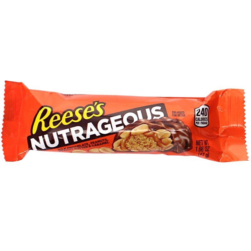 Reese´s Nutrageous Bar - 5% rabatt