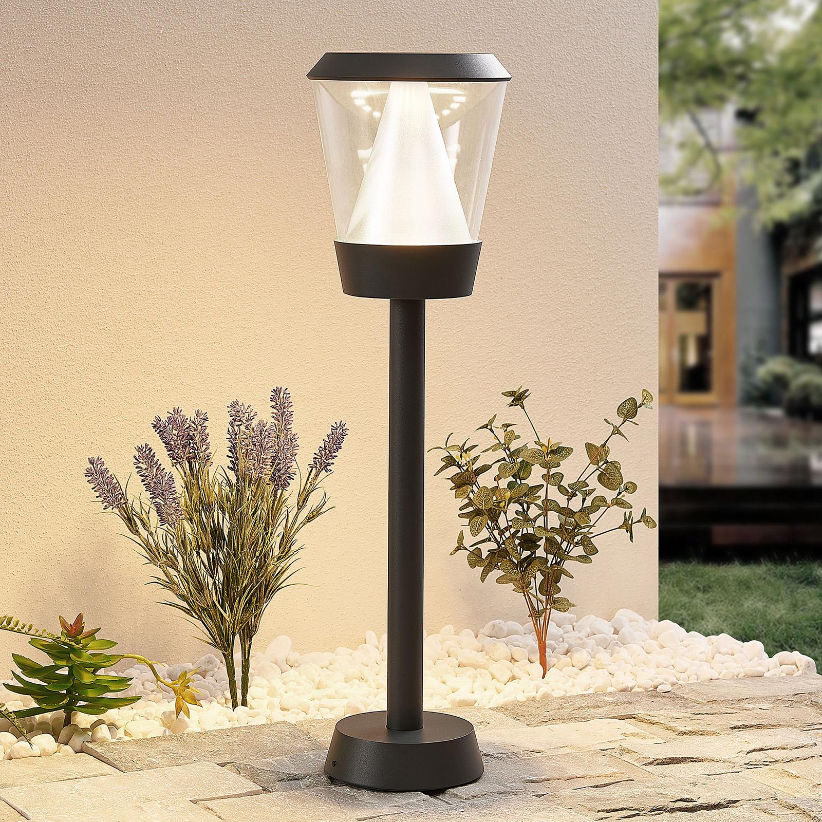 Lucande Tiany -LED-pollarivalaisin