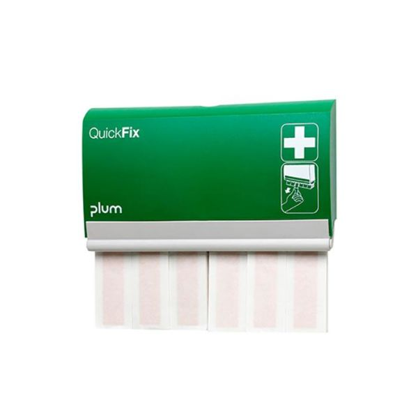 Plum QuickFix Elastic Long Laastariannostelija sis. 60 laastaria