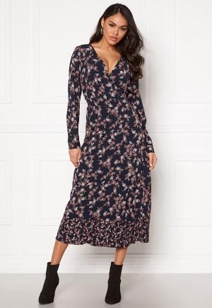 ONLY Venera L/S Midi Dress Night Sky 34
