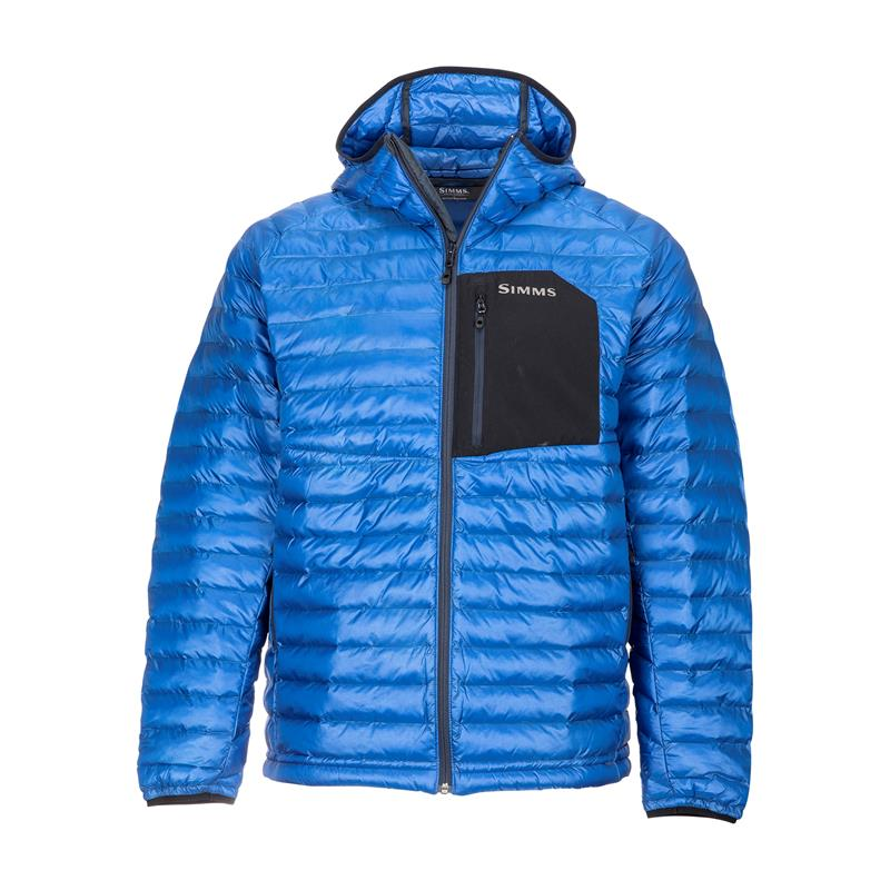 Simms Exstream Hooded Jacket 3XL Rich Blue