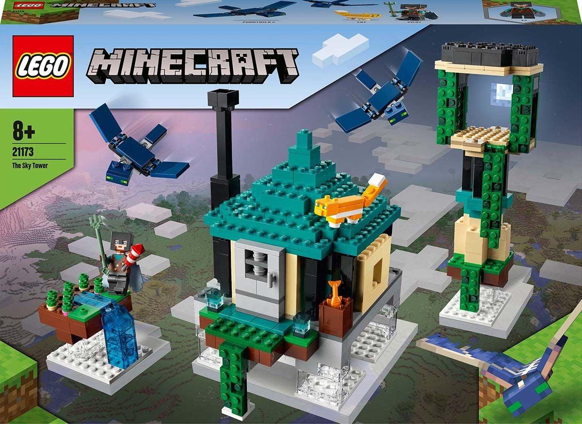 LEGO Minecraft 21173 Taivastorni